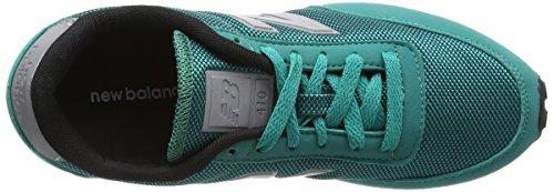 New Balance U410 Clásico - Zapatillas de deporte para adultos unisex Green