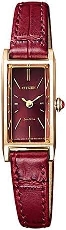 [シチズン]CITIZEN キー Kii: エコドライブ ソーラー 腕時計 レディース EG7043-09W