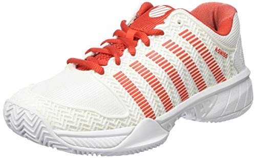 Blanco white fiesta 01 De Light Mujer Zapatillas Ks K swiss Tfw Performance 3 Para Tenis Bigshot q1O76xOw