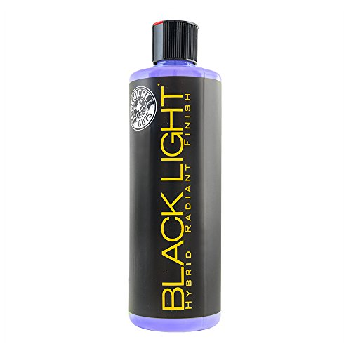 Chemical Guys GAP_619_16 Black Light Hybrid Radiant Finish Color Enhancer (16 oz) - Black Leather Finish