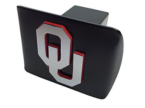Oklahoma Sooners Hitch Cover - 3