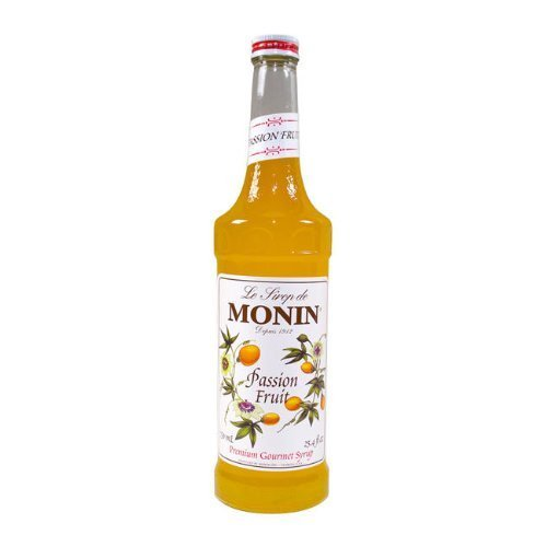 Monin Passion Fruit Syrup 750ml (25.4oz) (Syrup Fruit)