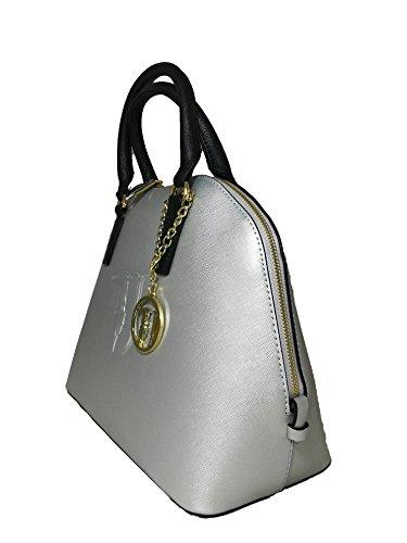 Bag Silbla 75b00004 Trussardi Ecoleather Ischia Dome wxqngP4