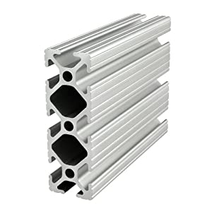 "80/20 Inc., 1030, 10 Series, 1"" x 3"" T-Slotted Extrusion x 18"" by 80/20 Inc."