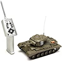 New Heng Long 1/30 U.S. Medium Tank M26 Pershing Radio Control Battle Tank 3841-02 By KTOY