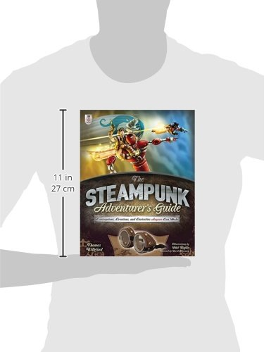 The Steampunk Adventurer's Guide: Contraptions, Creations, and Curiosities Anyone Can Make 5