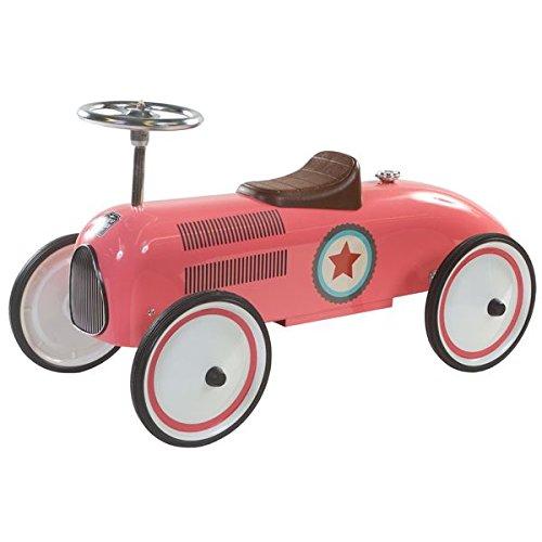 RETRO ROLLER 0706129 Kinderfahrzeuge Laufauto Lara, rosa Retro Roller (RETSP)