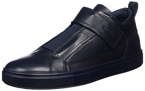 Ecco Hautes Sneakers Homme Marine Bleu Kyle xxnfrESBw4