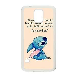 Cool Lilo Stitch Durable TPU Custom Snap On Case For Samsung Galaxy S5 i9600