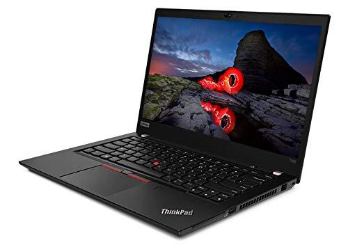 "Lenovo ThinkPad T490 20N20022US 14"" Notebook - 1920 X 1080 - Core i5 I5-8265U - 8 GB RAM - 256 GB SSD - Glossy Black - Windows 10 Pro 64-bit - Intel UHD Graphics 620 - in-Plane Switching (IPS) Te"