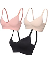 Maternity Nursing Maternity Bras | Amazon.com