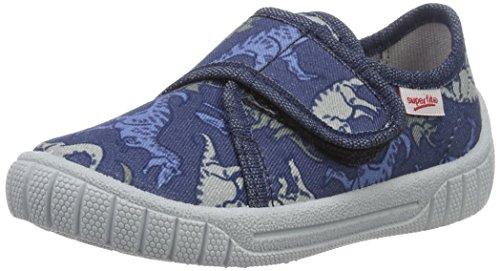 Superfit Bill - Zapatillas de casa Niños Blau (denim Kombi)