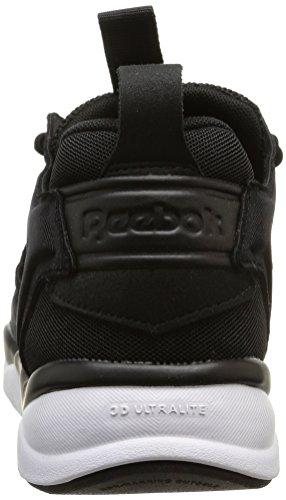 Chaussures black white Running Reebok Entrainement De Homme Furylite Multicolore BqnPO5
