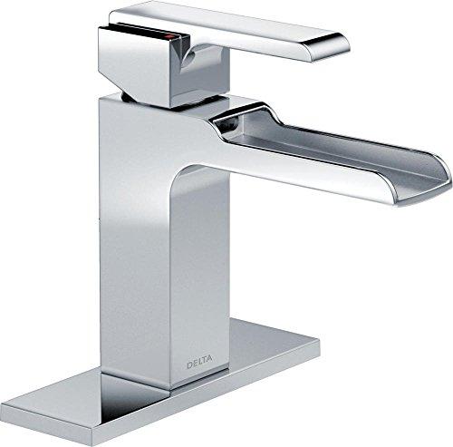 Single Handle Waterfall Ys4661 Wall Mount Bathroom Sink