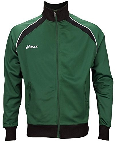 ASICS Men's Approach Warm-Up Jacket (Medium, - Jacket Up Warm Approach