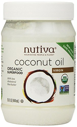 Nutiva Organic Virgin Coconut Ounces product image