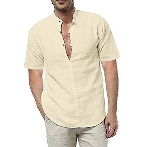 (T-Shirt Men,Blouse Man,Shirt Men,Long Sleeve t-Shirt Men,Pullover Hoodie Men,Sweatshirt Men,Man t Shirts,Tops Men,Man Hoodie,Man Shirt, Man Hoodie,Man Shirt (M,4- Yellow))