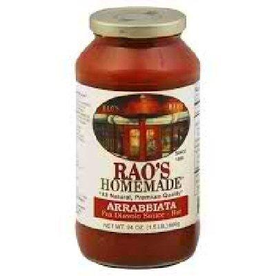 Rao's Homemade Arrabbiata Sauce 12x 24OZ