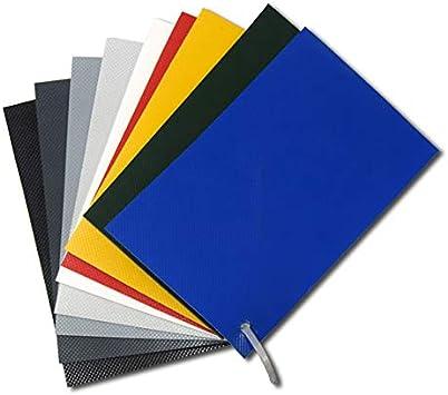 Parche de PVC para reparación de neumáticas 50x50 cm