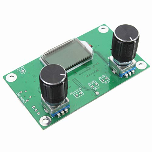 DSP & PLL Digital Stereo Radio Receiver Module 87-108MHz With Serial Control - Arduino Compatible SCM & DIY Kits Module Board - 1 X DSP & PLL Digital Stereo FM Radio Receiver Module