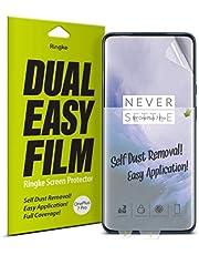 شاشة حماية  لجوال ون بلس 7 برو كامل الشاشة فلم من شركة رنجيكي  سهلة التركيب عدد 2