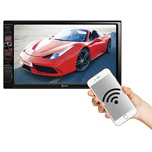 Multimidia Cinoy 7.0 Radio Bluetooth Espelhamento Android