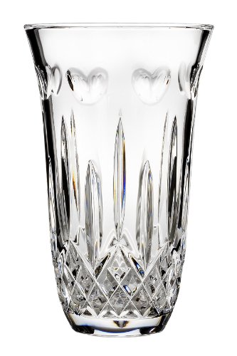 Waterford I Love Lismore Collection 8-Inch Vase by Waterford