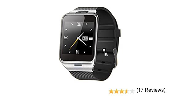 Develop® Aplus NFC Smartwatch Smart Bluetooth Watch with 1.3M ...