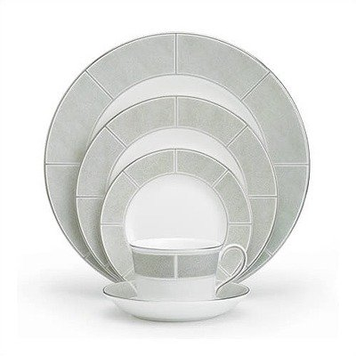 Shagreen Jade 5 Piece Place Setting Review