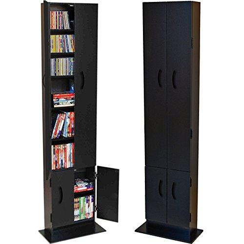 Venture Horizon Promo Media Tower- Black