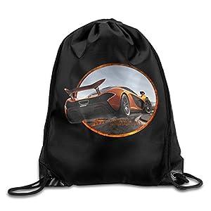 MaNeg Forza Motorsport Gym Drawstring Backpack&Travel Bag