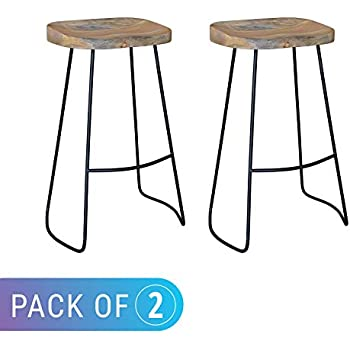 Awesome Bp Industries 30049 Boston Barstool 16X12X30 Burnt White Ibusinesslaw Wood Chair Design Ideas Ibusinesslaworg