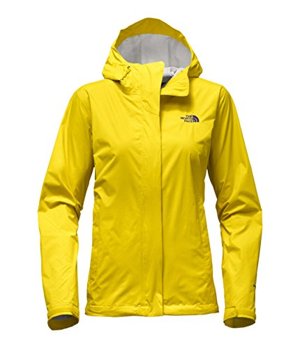 The North Face Women's Venture 2 Jacket (Medium, Acid Yellow)