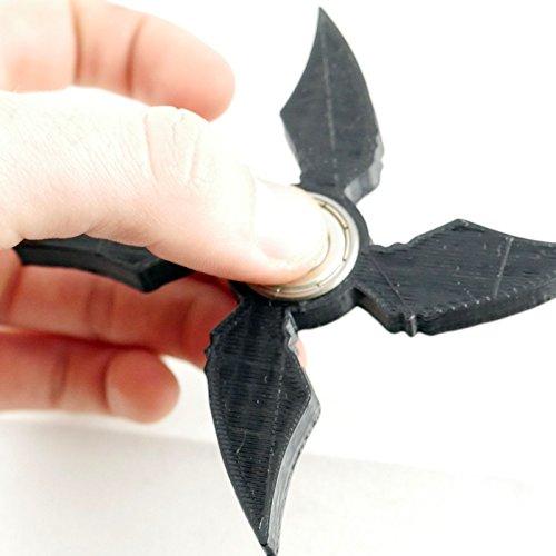 Amazon.com : Spinner Fidget Toy EDC Hand Finger Spinner Desk Focus Ninja  Star One Hand : Patio, Lawn & Garden