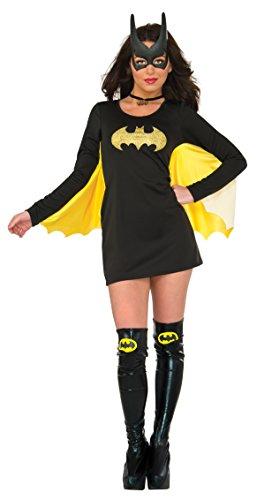 Adult Authentic Batgirl Costumes (Rubie's Women's Dress, Batgirl, Medium-Large)