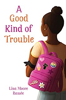 Book Cover: A Good Kind of Trouble