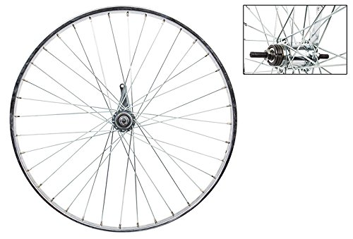 WheelMaster Rear Bicycle Wheel, 26x2.125 STL CP 36 KT CB 110mm 12gUCP