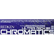 Redken Chromatics Ultra Rich Hair Color, Brown/Red, 2 Ounce
