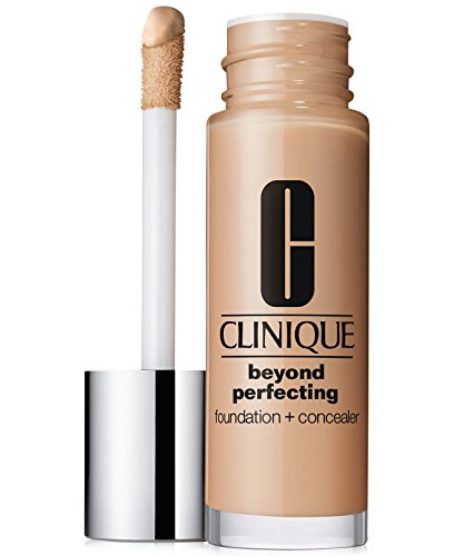 New! Clinique Beyond Perfecting Foundation + Concealer, 1 oz / 30 ml, 9 Neutral (MF-N)