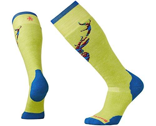 Smartwool PhD Slopestyle Medium Akaigawa Socks Large
