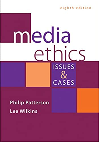 Media ethics issues and cases kindle edition by philip patterson media ethics issues and cases 8th edition kindle edition fandeluxe Images