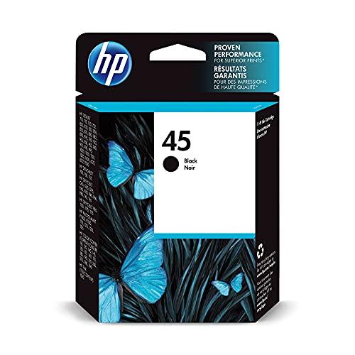 HP Inkjet 51645AA Print Cartridge  Black