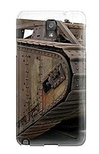 [TxOlzmc15023sKBsu] - New Tank Protective Galaxy Note 3 Classic Hardshell Case