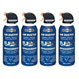 Emzone Air Duster 284g.10Oz -4 pack