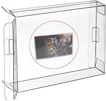 Ruitroliker 10 Unids Caja transparente Funda CIB Protector para Switch Caja de cartuchos de juegos: Amazon.es: Videojuegos