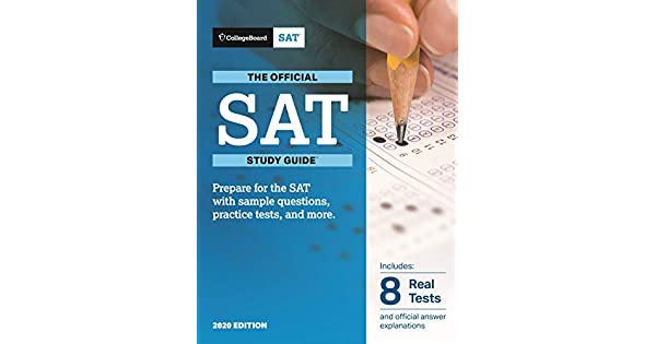 The Official SAT Study Guide, 2020 Edition: The College Board