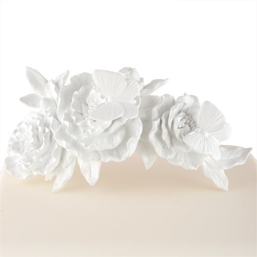 ornamental-butterfly-garden-cake-decoration-white