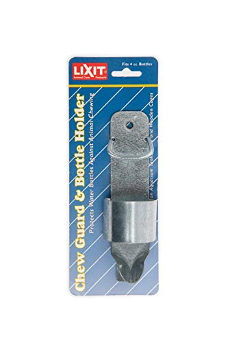 Lixit Corporation Small Animal Chew Guard and Bottle Holder
