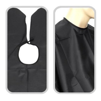 Buorsa Black Hair Cut Hairdressing Hairdressers Barbers Cape Gown