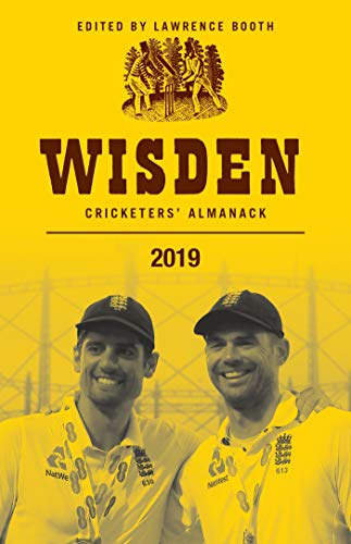 Pdf Outdoors Wisden Cricketers' Almanack 2019